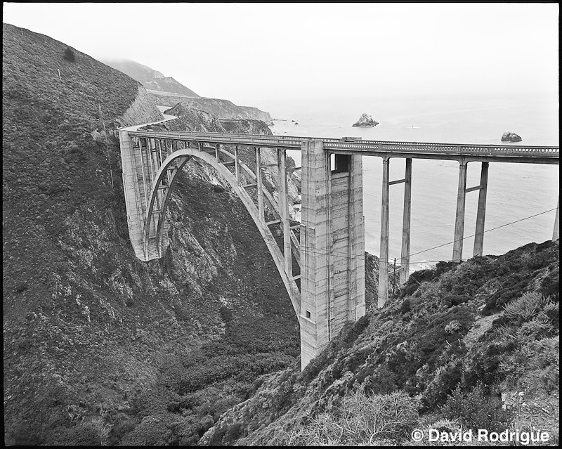 Bixby Bridge, Big Sur CA