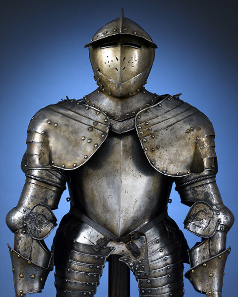 German Gothic Armor, collection of M.S. Rau