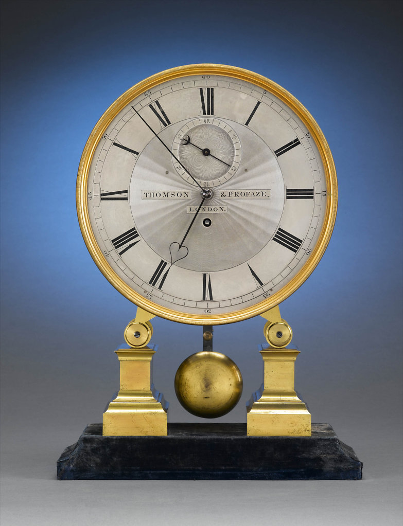 Regulator Clock, collection of M.S. Rau Antiques