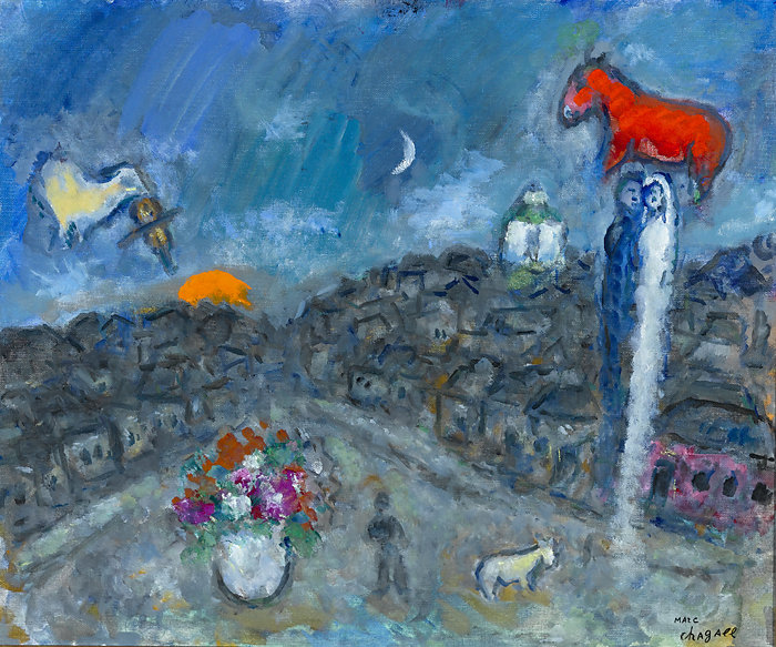 Marc Chagall, collection of M.S. Rau Antiques