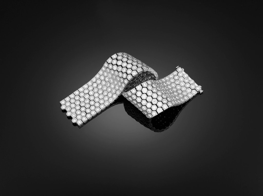 Diamond Bracelet, collection of M.S. Rau Antiques