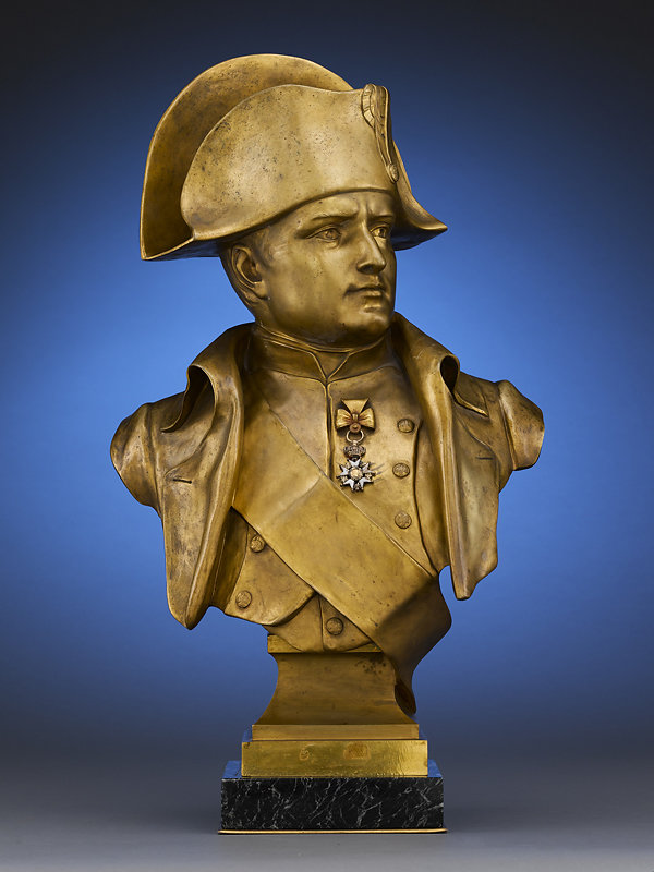 Eugène Marioton Bronze, collection of M.S. Rau Antiques