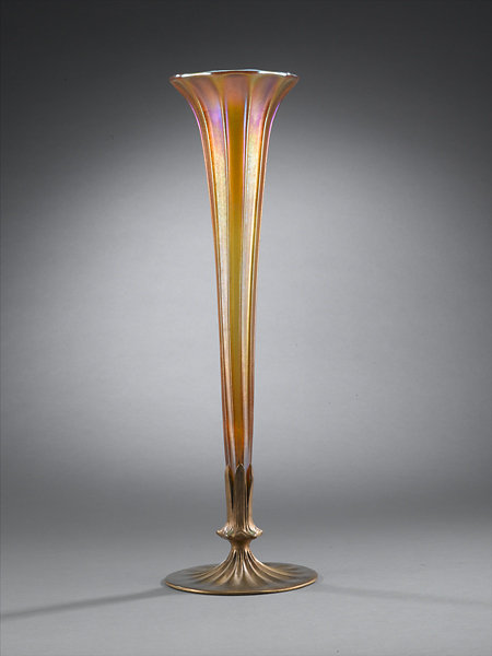 Tiffany Art Glass, collection of M.S. Rau Antiques