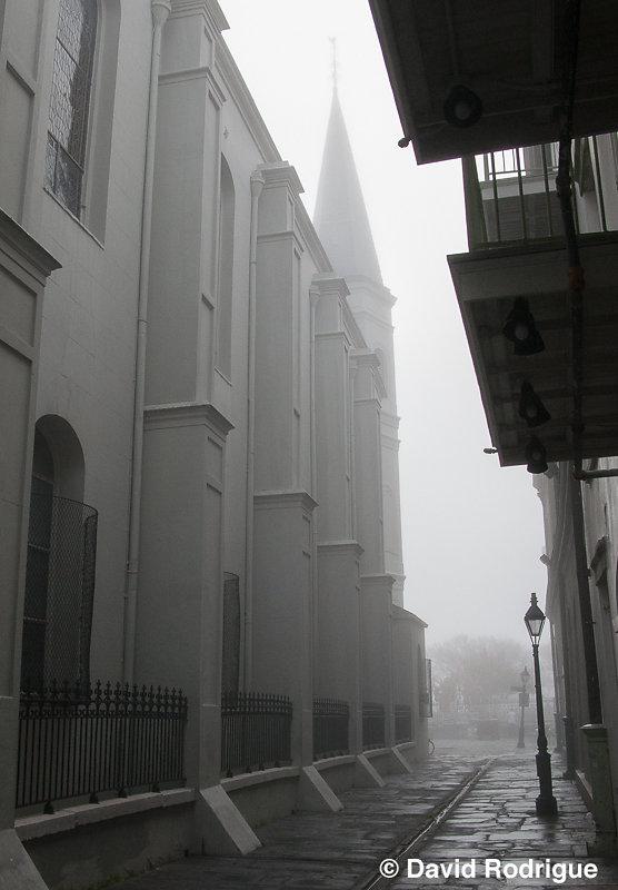 Pirate Alley, New Orleans LA