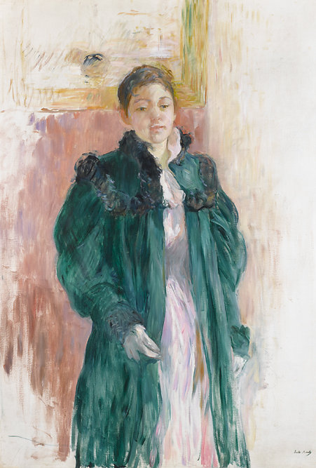 Berthe Morisot, collection of M.S. Rau Antiques